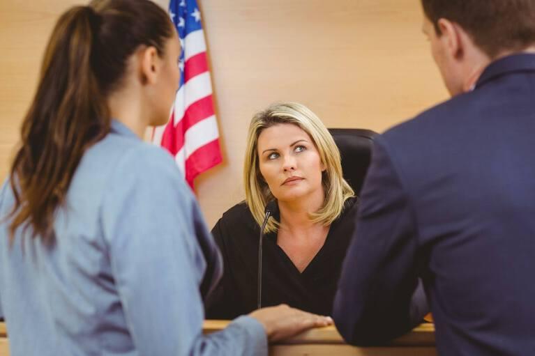 court involvement