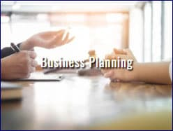 Estate Planning - Business Planning